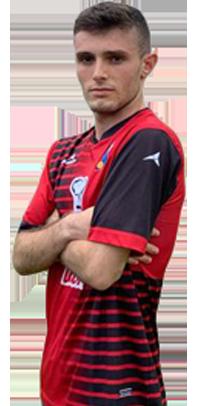Imanol Aurrokoetxea - Castro Futbol Club - Tercera