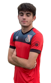 Txema Piris - Castro Futbol Club - Tercera