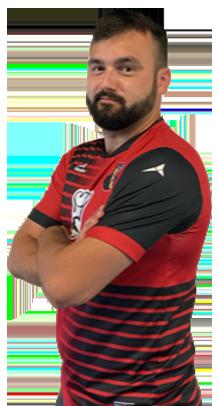 Mikel Martinez Topo - Castro Futbol Club - Tercera