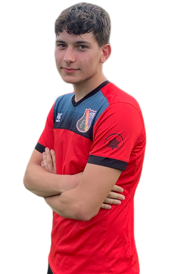 Alex Llamosas - Castro Futbol Club - Tercera