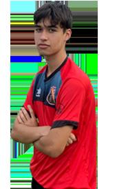 Endika Sacristán - Castro Futbol Club - Tercera