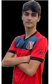 Nahuel Cardozo - Castro Futbol Club - Tercera
