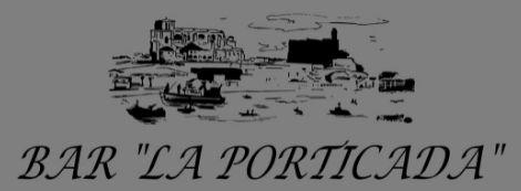 Bar La Porticada