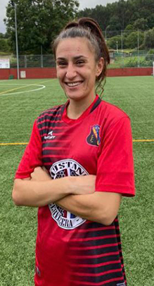 Ana Perrino Muñoz - Castro Fútbol Club