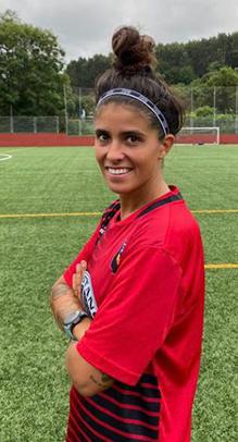 Carla Sheroff Darriba - Castro Fútbol Club