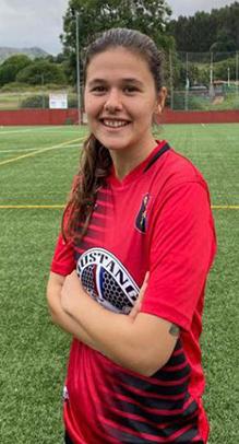 Lara Gómez Muñoz - Castro Fútbol Club