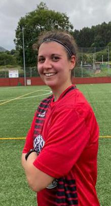 Myriam Perez Gonzalez - Castro Fútbol Club