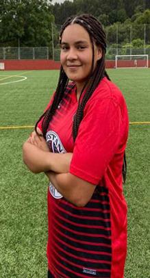 Vanessa Cavalcante Felipe - Castro Fútbol Club